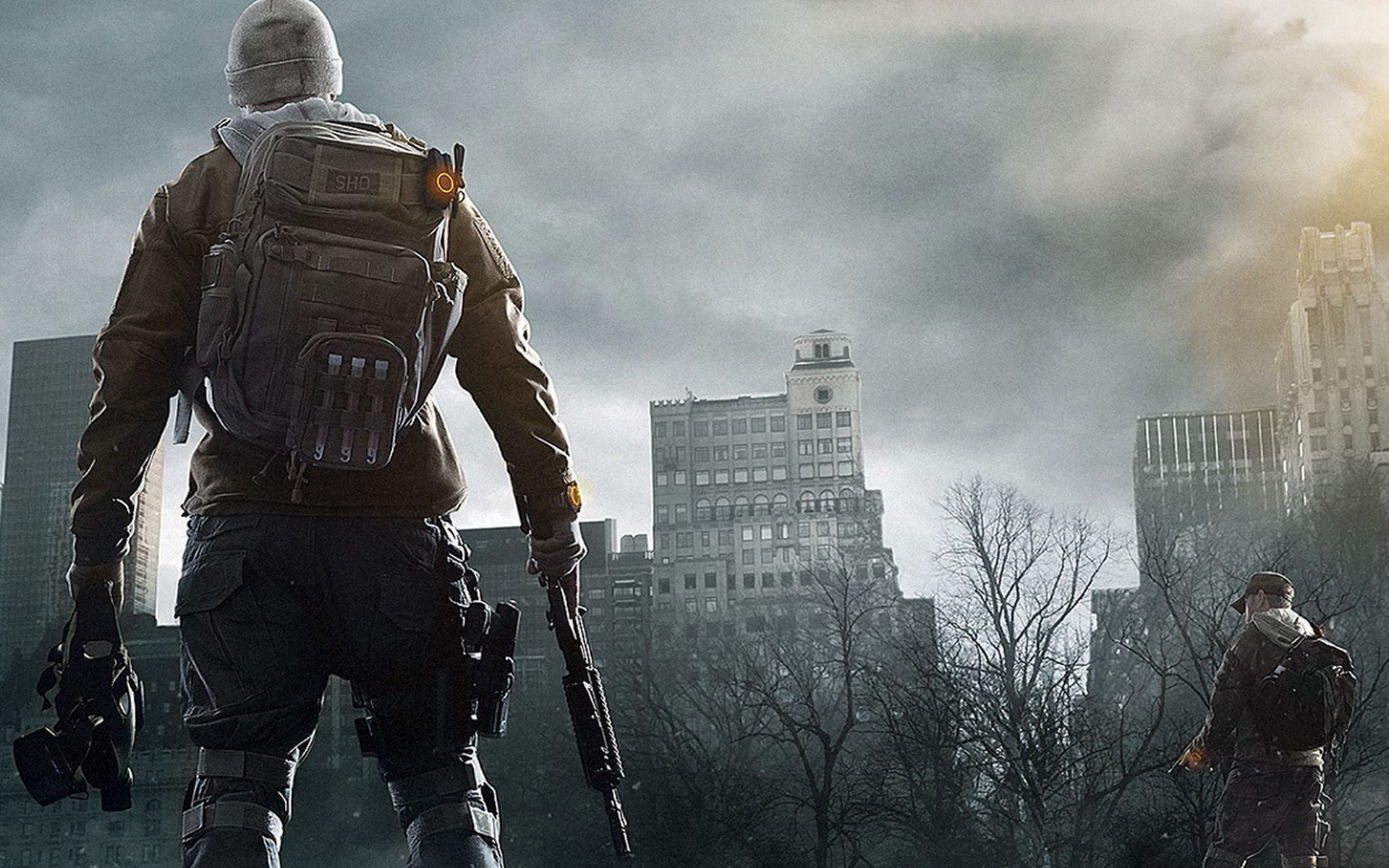 First Impressions: The Division plus Bird vs. Rat