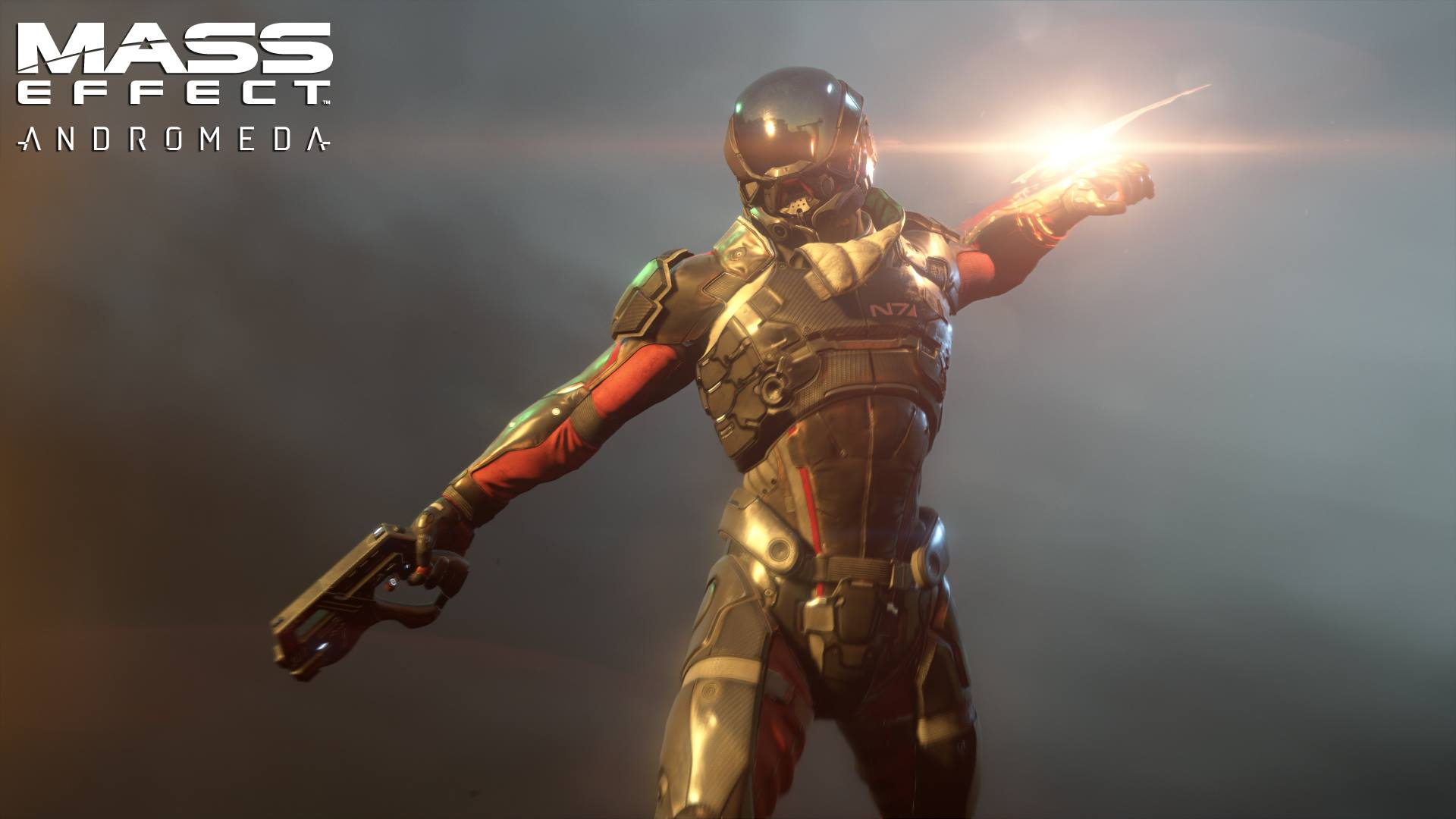 Mass Effect Andromeda Pushed Back