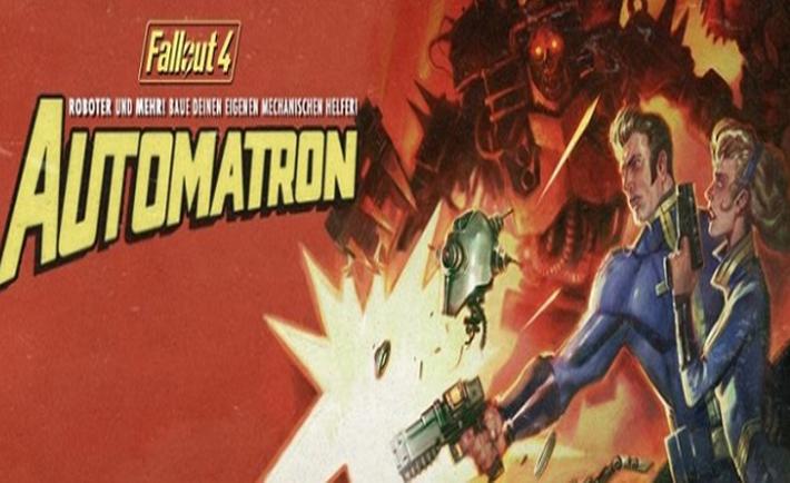 Fallout 4 – Automatron DLC Review