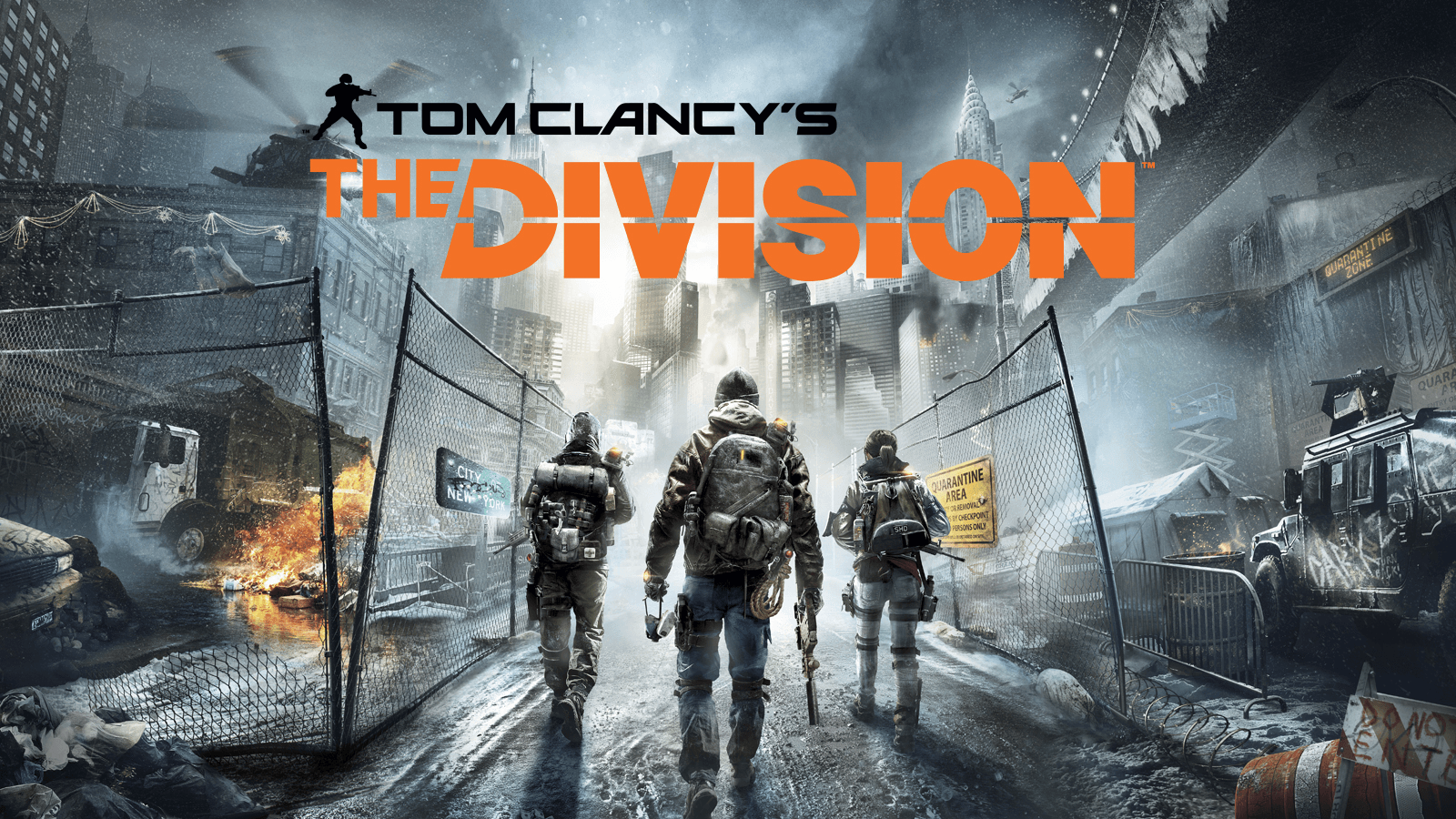 The Division by Knoppix