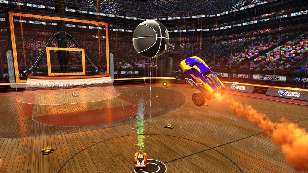 Rocket League Hoops Release Date Set