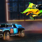Two New Old Cars come to Rocket League
