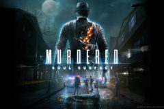 Second Bowl: Murdered Soul Suspect