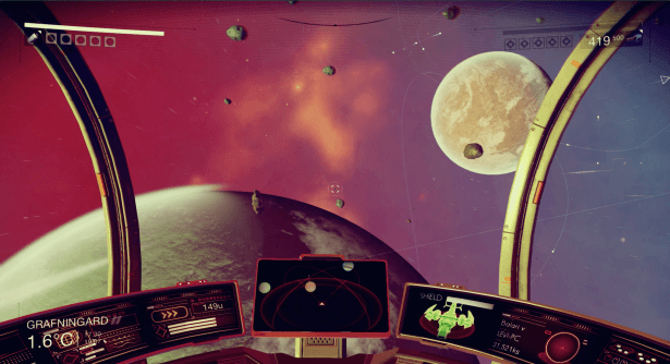 More details for No Man's Sky plus release date.