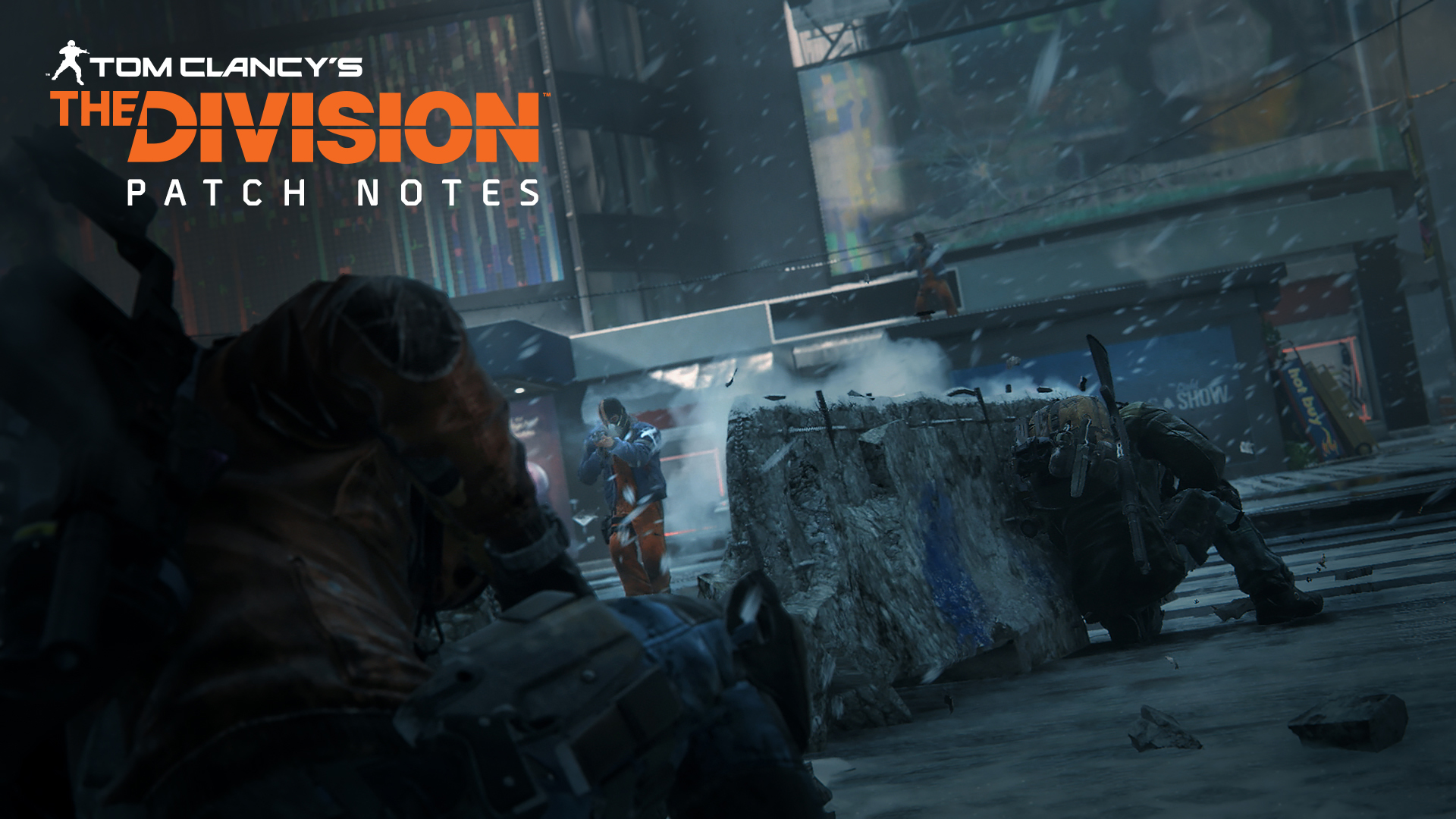 Division Day One Patch Notes