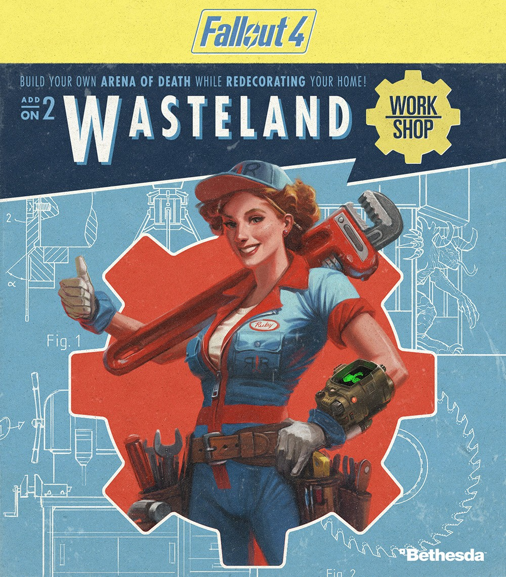 Fallout 4 Wasteland Workshop DLC